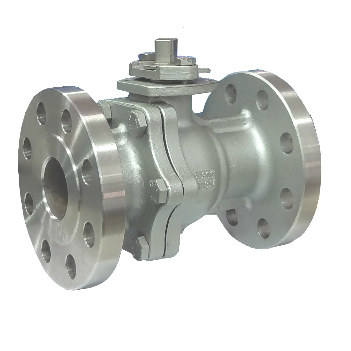 300lb-Flange-full-port-Ball-Valve