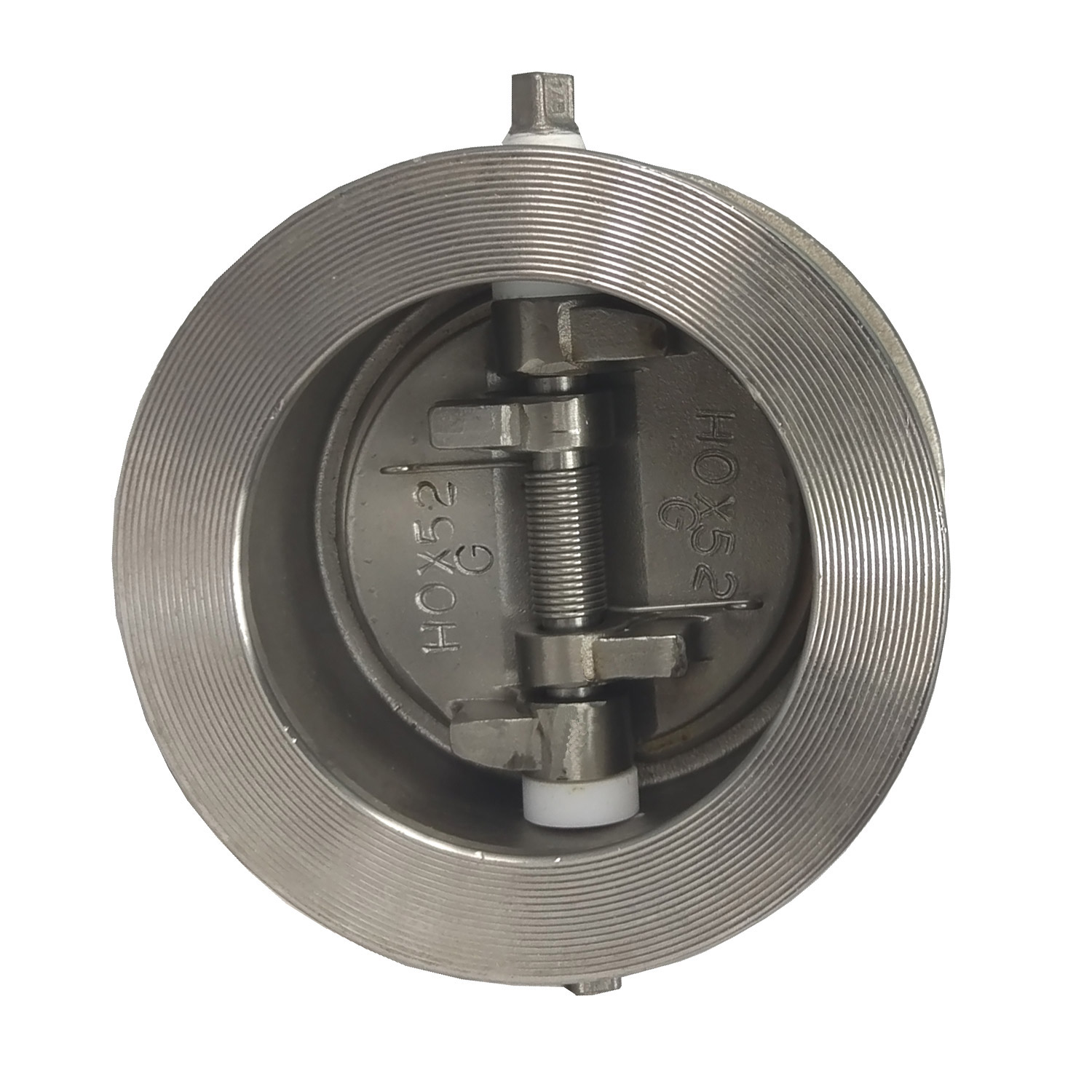 DUAL DOOR SPRING WATER CHECK VALVE