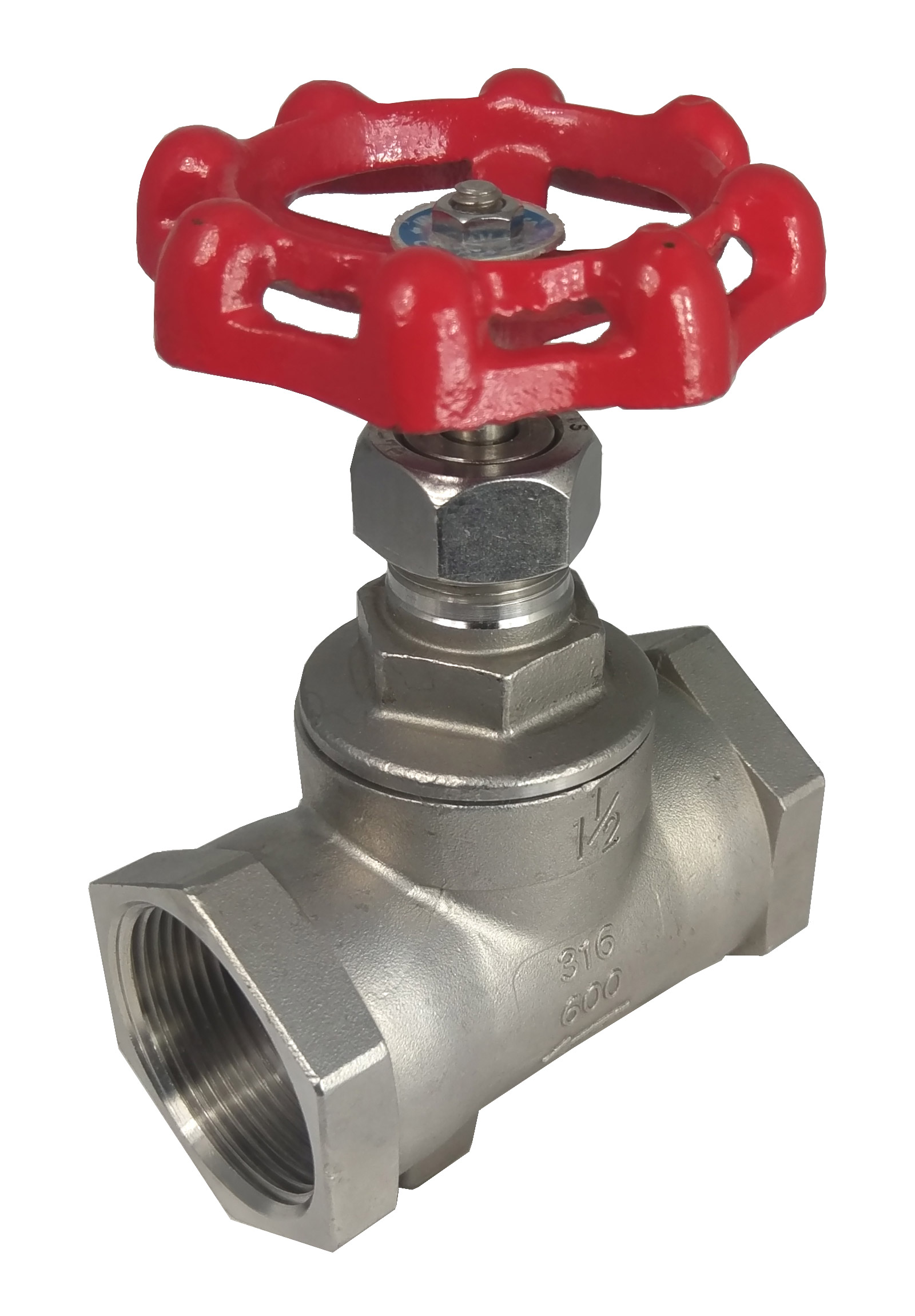 Thread End Globe Valve 600psi