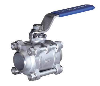 1/4-4 inch SOCKET WELD CARBON STEEL stainless steel BALL VALVE 1000psi