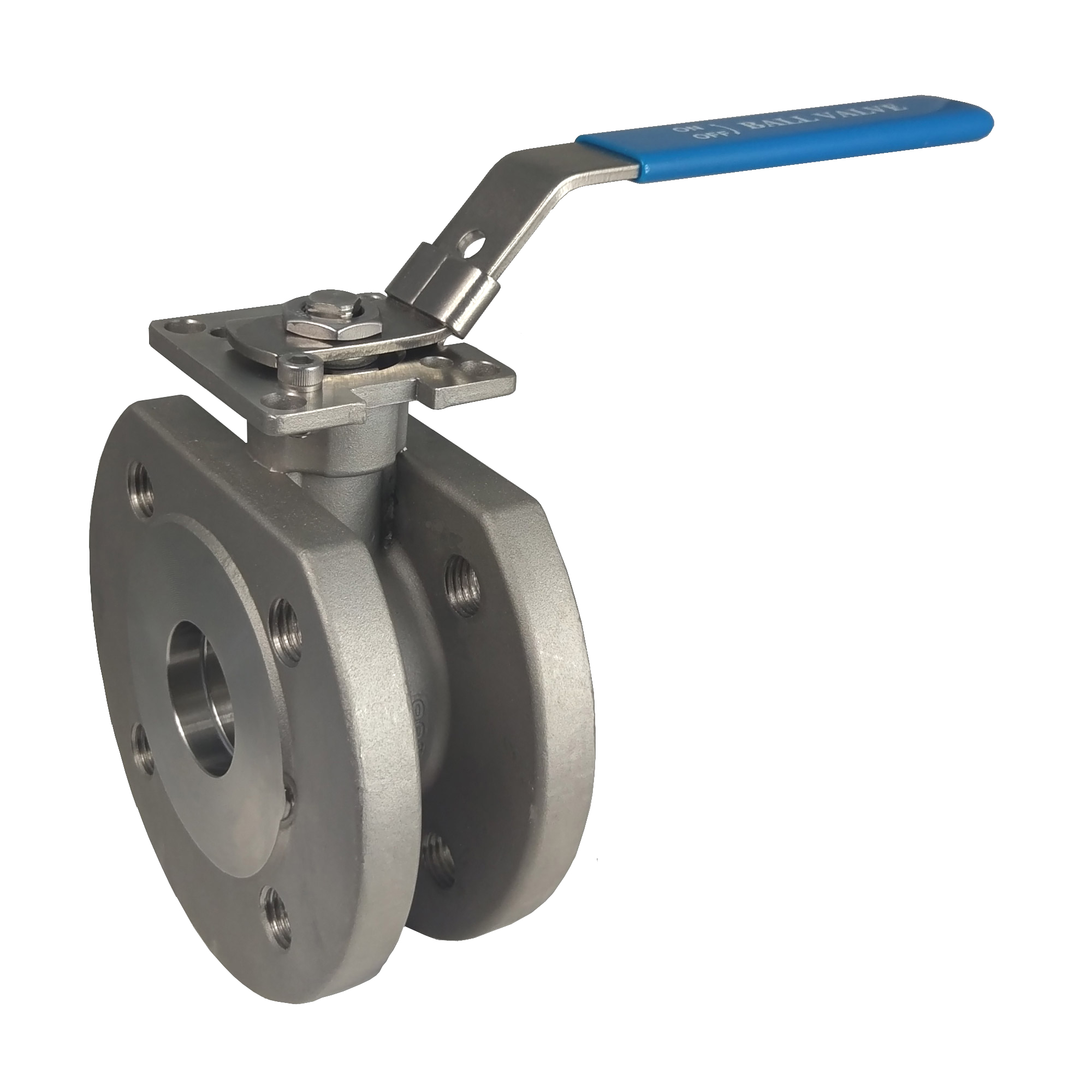 FLANGE END WAFER TYPE BALL VALVE PN16 PN40 150LB - Lung Yun Casting Co., Ltd.