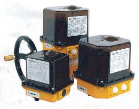 ELECTRIC ACTUATOR for valve