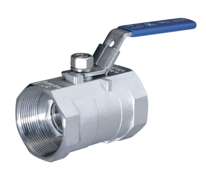 one piece ball valve 1000 psi female ends