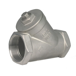 Y Type Strainers, stainless steel strainer valve